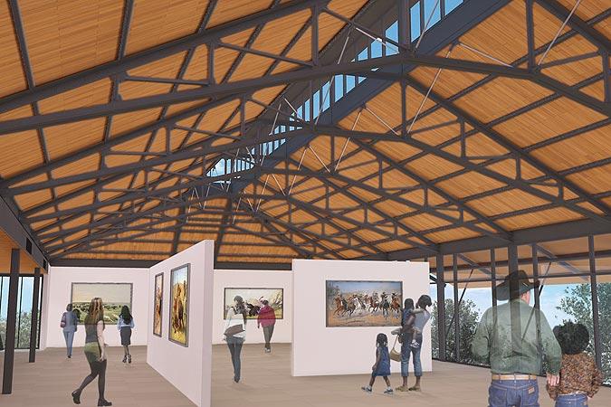 Briscoe Western Art Museum Marek