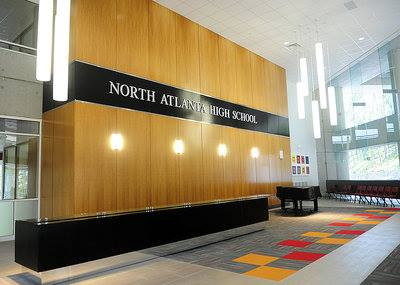 New North Atlanta High School Marek