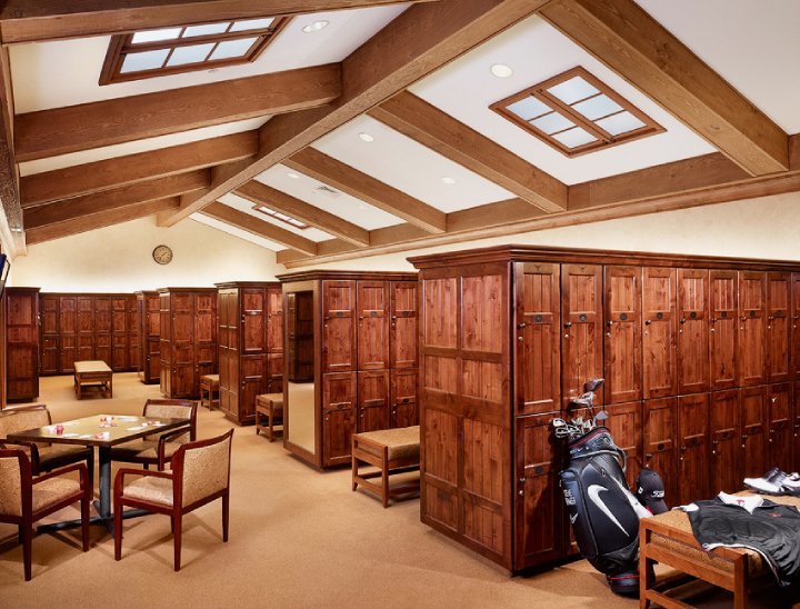 University Of Texas Golf Clubhouse Marek