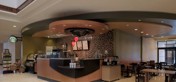 RiverCenter Marriott Starbucks
