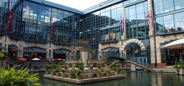 RiverCenter Atrium